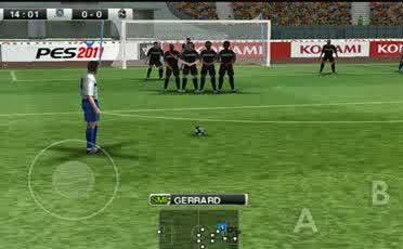 Download PES 2012 Apk + Data (Modified 2015)