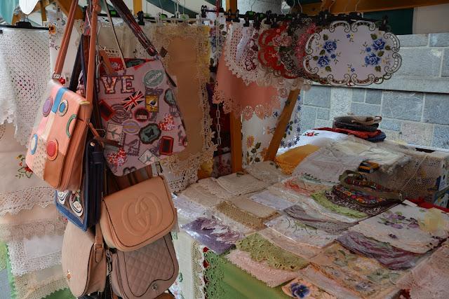 Market Ljubljana handbags
