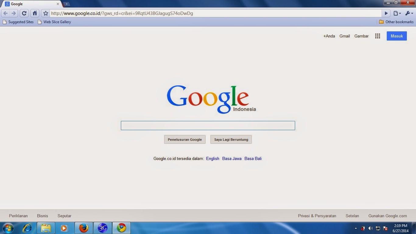 Google Chrome 39
