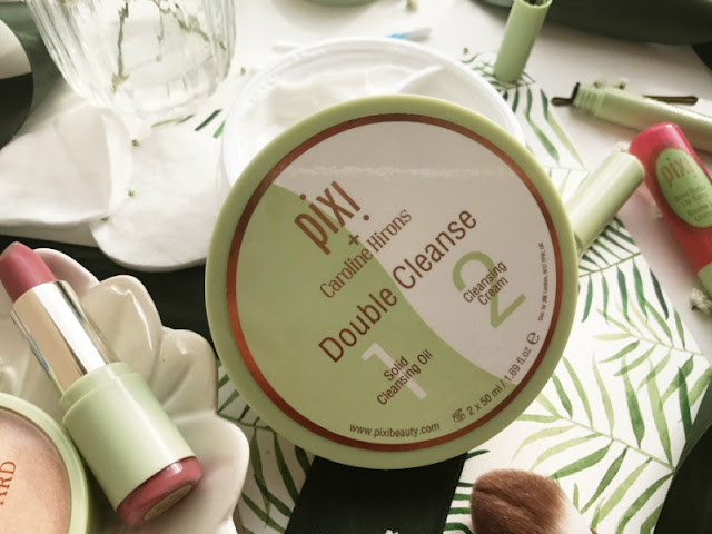 Pixi Caroline Hirons Double Cleanse Review