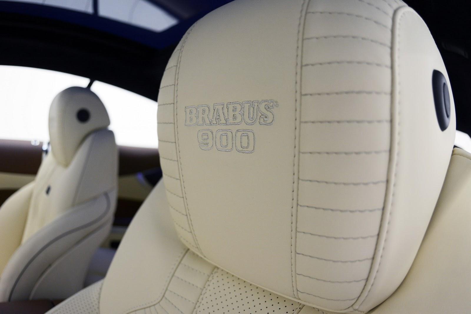 Brabus trình làng Mercedes-AMG S65 AMG Rocket 887 mã lực