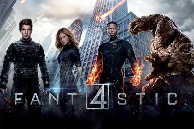 Fantastic Four (2005) 300mb Hindi Dubbed Download Dual Audio