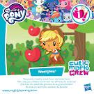 My Little Pony Series 1 Applejack Cutie Mark Crew Card