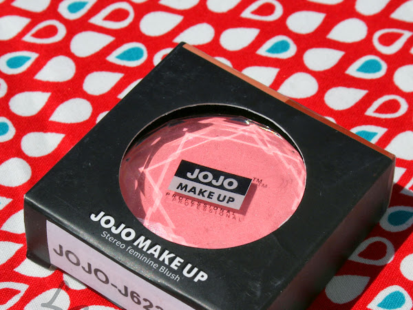 Jojo Stereo Feminine Blush - 02 Light Coral Swatches & Review
