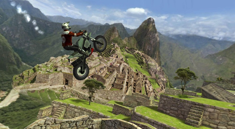 Trial Xtream 4 APK hilly areas