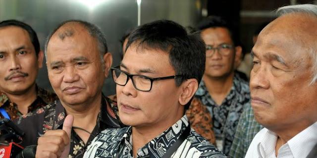 Sindir Johan Budi, Fahri Hamzah Nilai Jokowi Perlu Jubir yang Bukan Caleg