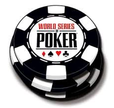 World Series of Poker WSOP logo
