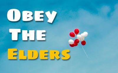 Obey The Elders ( Short Stories )