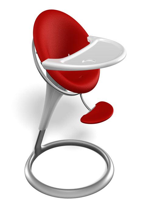 Life of Dora Dori: High chair for Piya