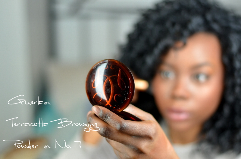 Guerlain Terracotta Bronzing Powder In No 7 Epiphannie A