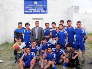 qərəvəlli komandası2013