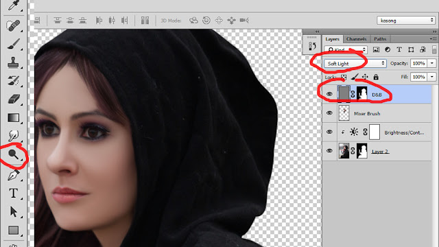 10 Design cover buku Novel dengan Photoshop CC
