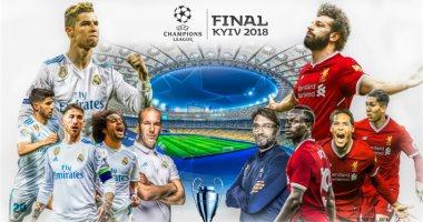 تشكيل ليفربول امام ريال مدريد في نهائي دوري أبطال أوروبا 2018