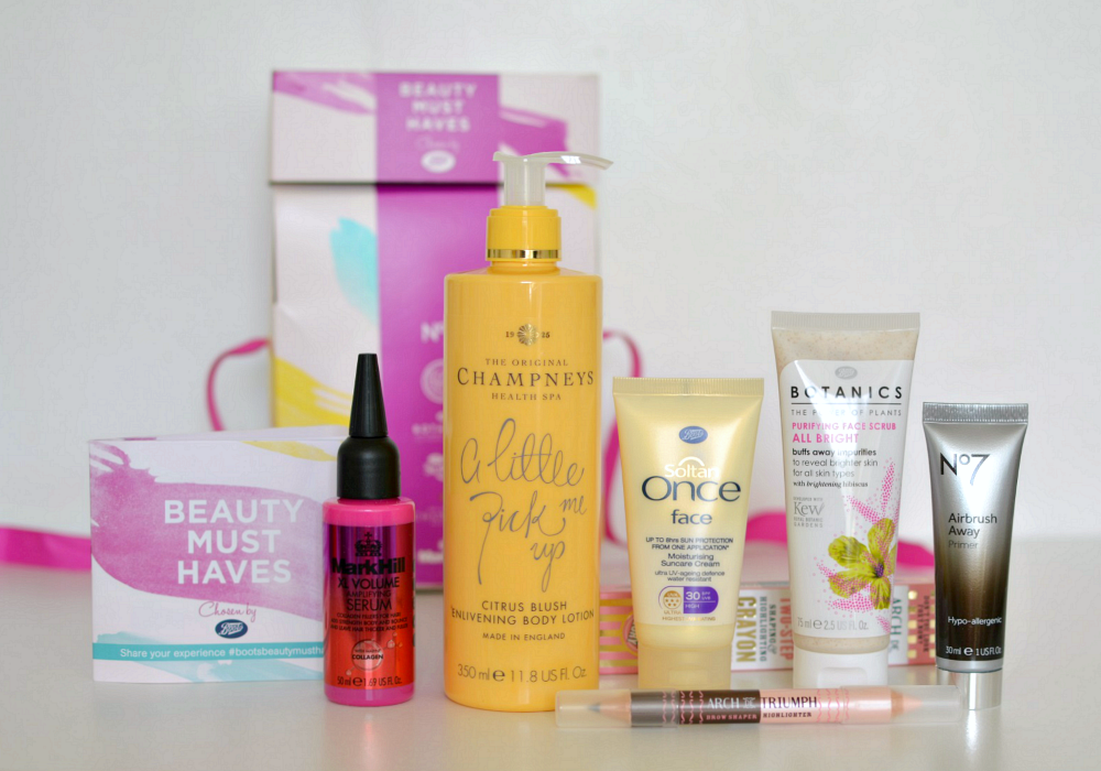 Boots beauty must haves - free gift with purchase