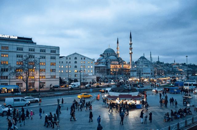 Chollos viajes a Estambul