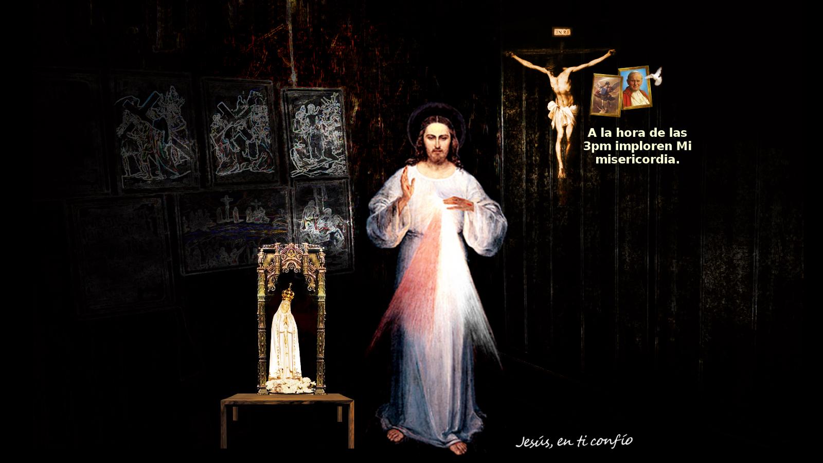 divina misericordia exponiendo
