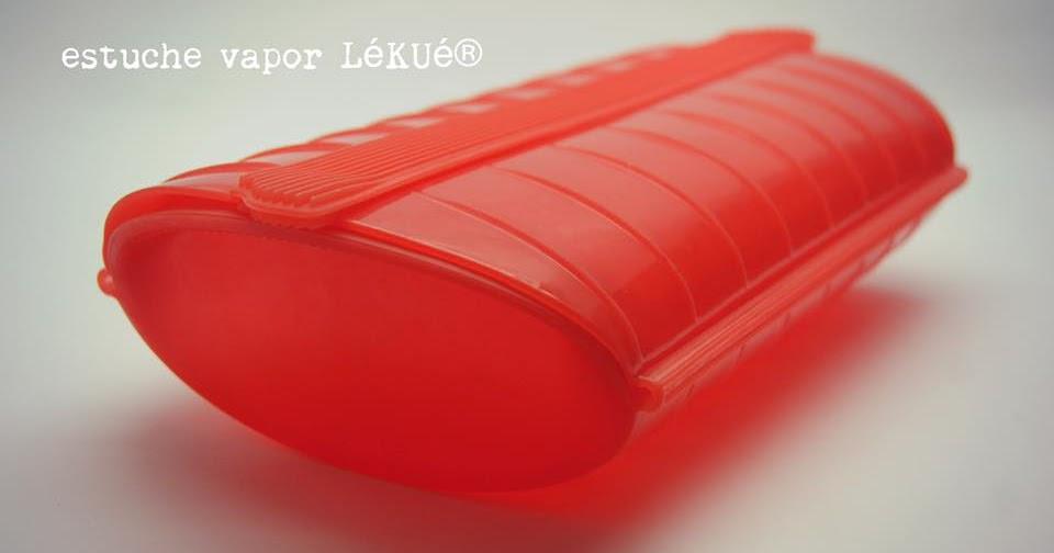 Jugando a las cocinitas estuche de silicona para cocina al vapor cocina en microondas l ku - Silicona para microondas ...