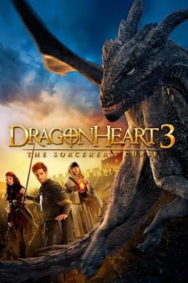 Corazón de Dragón 3: La Maldicion del Brujo DVDRip Latino