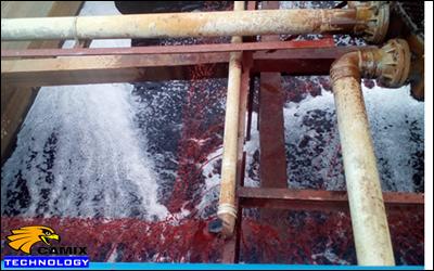 Hóa chất khử màu nước thải dệt nhuộm đạt chuẩn – Đặc trưng của nước thải dệt nhuộm