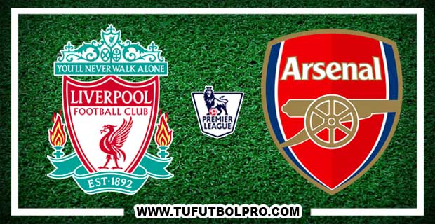 Ver Liverpool vs Arsenal EN VIVO Por Internet Hoy 27 de Agosto 2017