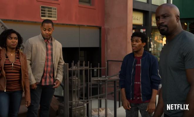 Punch Drunk Critics: 'Luke Cage' Season 2 Clip: Harlem
