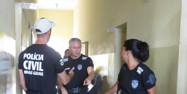 OPERAÇÃO PURGAMENTUM PRENDE SUSPEITOS DE FRAUDES NA COLETA DE LIXO EM PASSOS