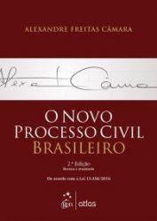Baixar O Novo Processo Civil Brasileiro 2016 – Alexandre Freitas Câmara