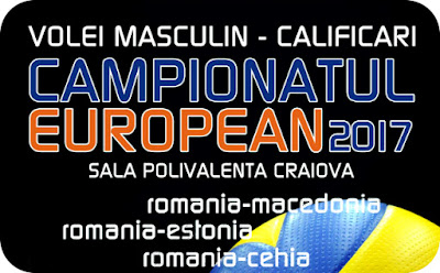 Volei - CE 2017 Polonia. Hai Romania!