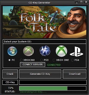 Folk Tale Key Generator (Free CD Key)