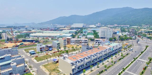 Hình ảnh thực tế dự án Lakeside Palace Đà Nẵng (chụp vào tháng 09/2017)