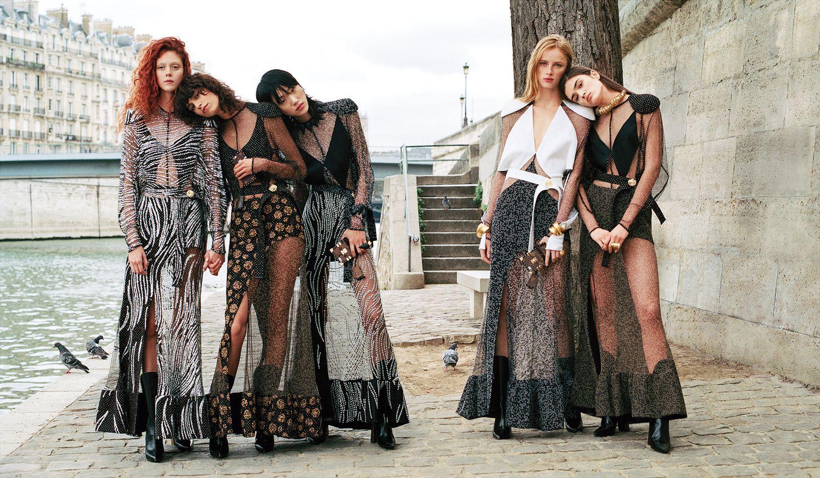 BTS Videos: Louis Vuitton's Series 6 FULL  Ad Campaign
