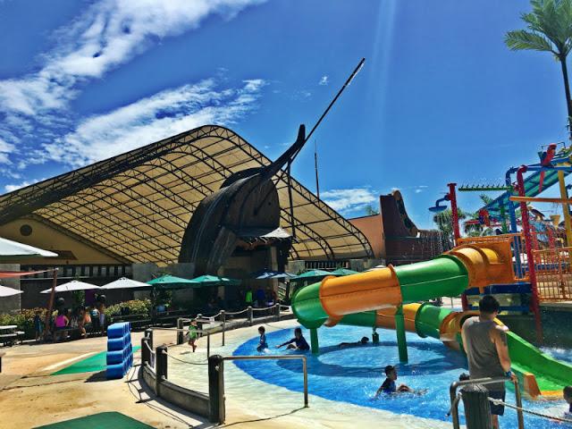 seven seas international themed water park