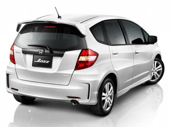 honda all new jazz - photo #8