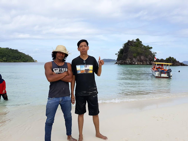 Pengalaman open trip ke pulau mursala