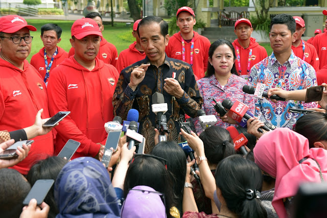 Soal Penetapan Bencana Nasional di Palu, Presiden Jokowi: Yang Penting Cepat, Bukan Masalah Prosedur