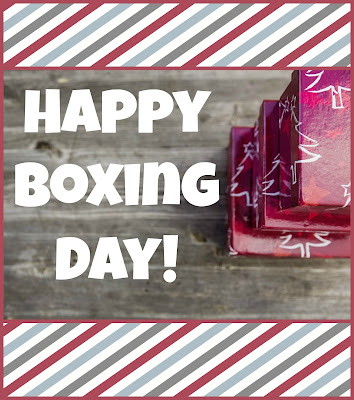 Happy Boxing Day! on Homeschool Coffee Break @ kympossibleblog.blogspot.com - a short history lesson on the origin of Boxing Day