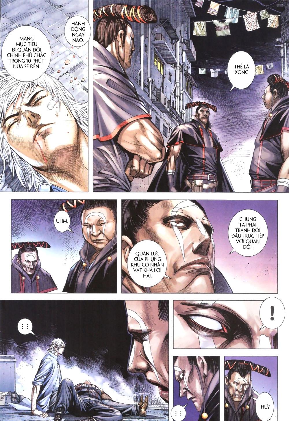 Đại Quân Phiệt chap 9 trang 25