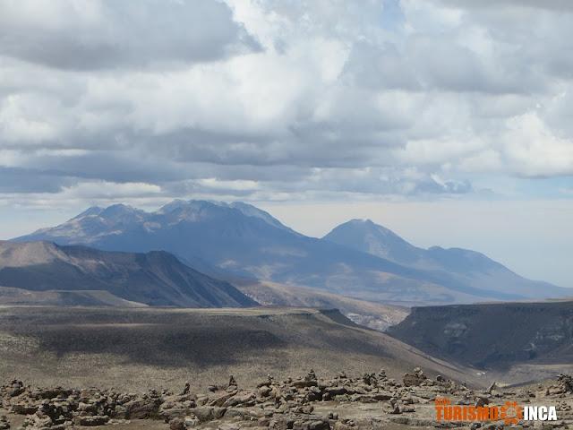 Mirador de los Volcanes de Patapampa