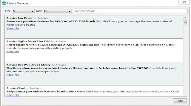 Cara memasukkan Library ke Software arduino