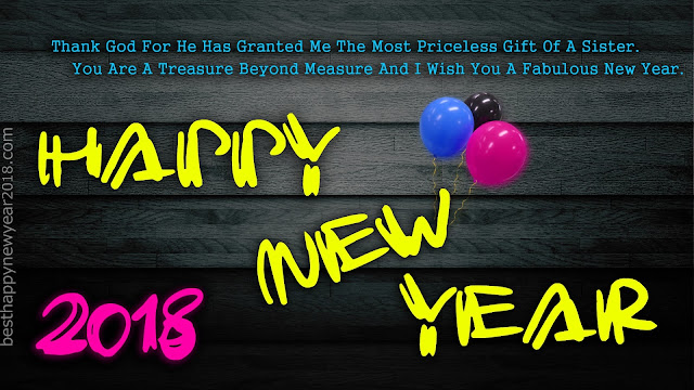 New year 2018 quotes for sister latest happy new year wishes sms new2byear2b20182bquotes m4hsunfo
