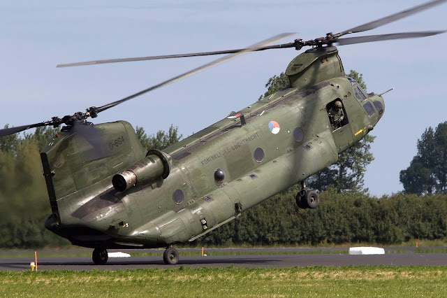 Boeing CH-47 Chinook of RNAF