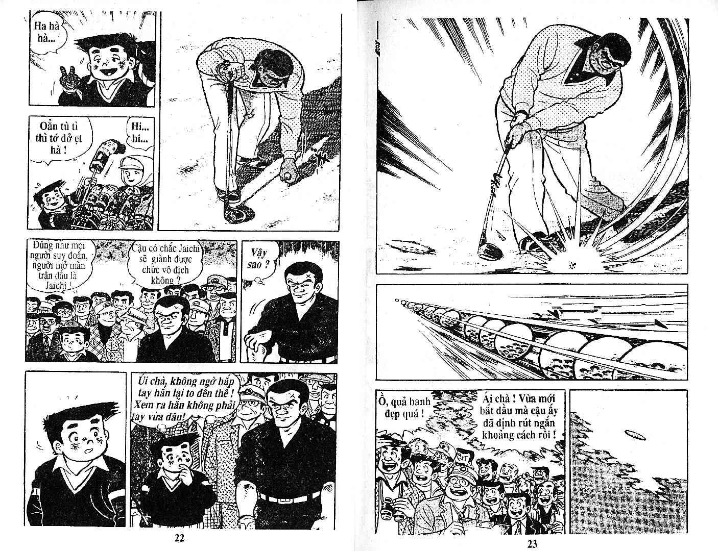 Ashita Tenki ni Naare chapter 28 trang 10