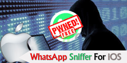 WhatsApp Sniffer for iPhone - Free Download - WhatsApp Sniffer