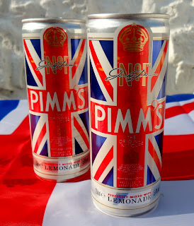 Pimms No.1 in a Can