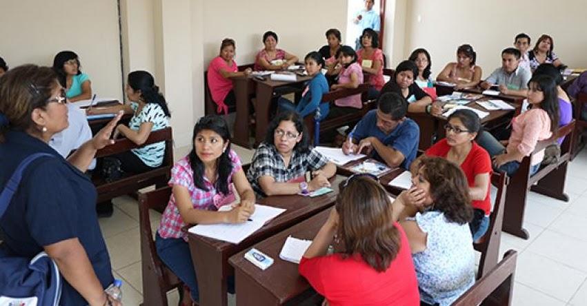 FONDEP: ¿Qué se propone para la innovación educativa en las Orientaciones para el año escolar 2019? www.fondep.gob.pe