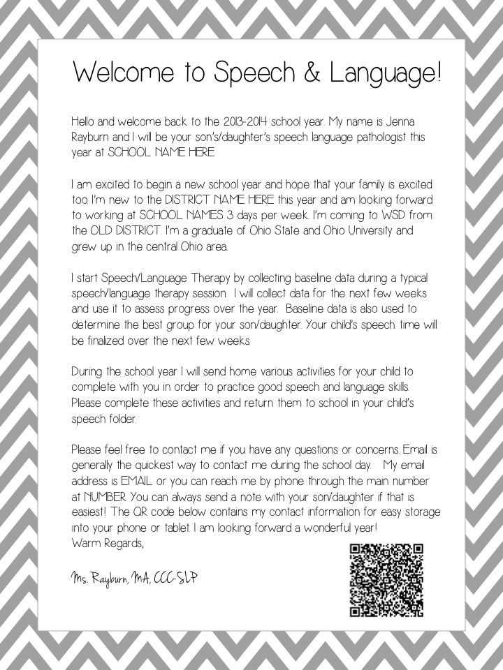 Slide1 Teacher Welcome Back Letter Template on parent welcome, thank you, welcome back, end year, free new, resume cover, parent introduction, gift donation, appreciation thank you,