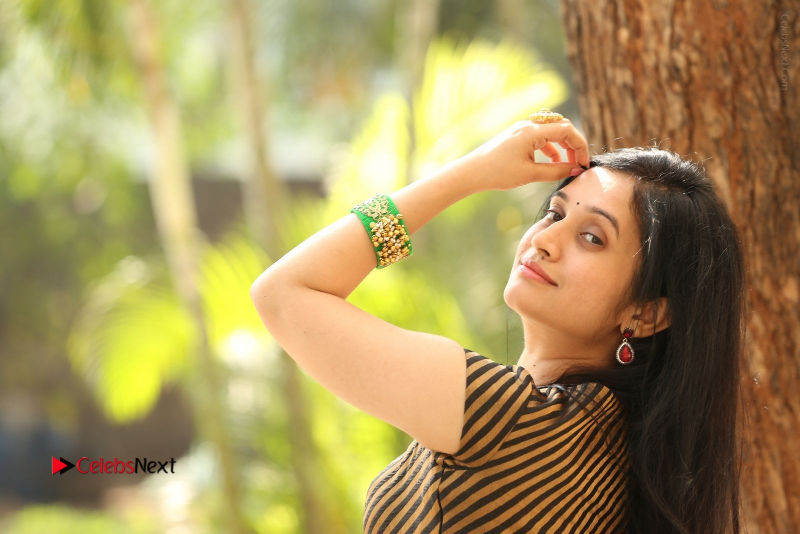 Priyanka Pallavi Stills at Nenostha Release Press Meet