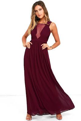 modelos de Vestidos Largos