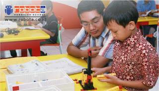 Peluang Bisnis sekolah robot