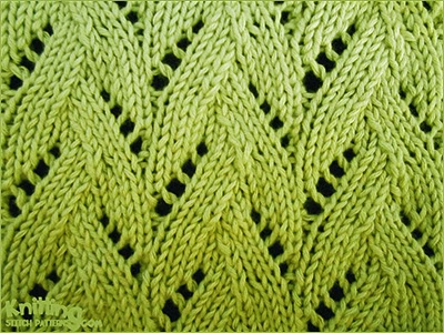 Lace Knitting Sitch Patterns